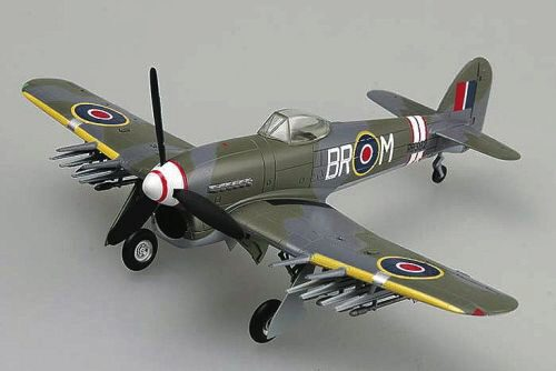 Easy Model 36313 Typhoon Mk. IB  Rb382 184 Squadron, Schleswing, July 1945