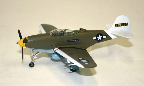 Easy Model 36320 P-39Q-Lt. Col .W. Shomo