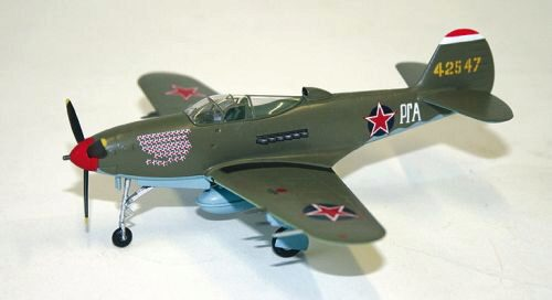 Easy Model 36322 P-39Q-15 Airacobra (44-2547)