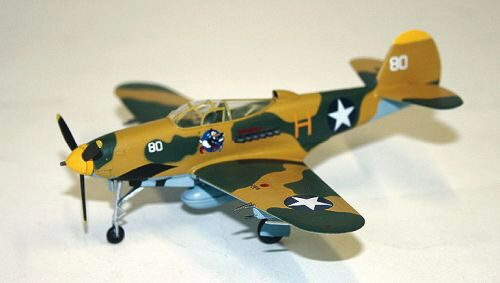 Easy Model 36324 P-39Q  41th FS 35th FG