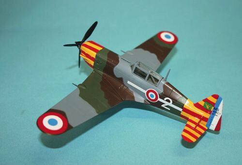 Easy Model 36329 MS 406 Vichy Airforce