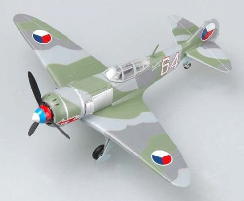 Easy Model 36330 White 64 Czech Air Force