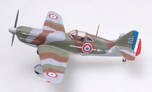 Easy Model 36336 Pilot officer Madon's D.520 No. 90 of GCl/3 in 1940