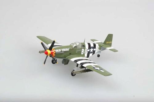 Easy Model 36358 P-51B Captain Clarence Bud Anderson