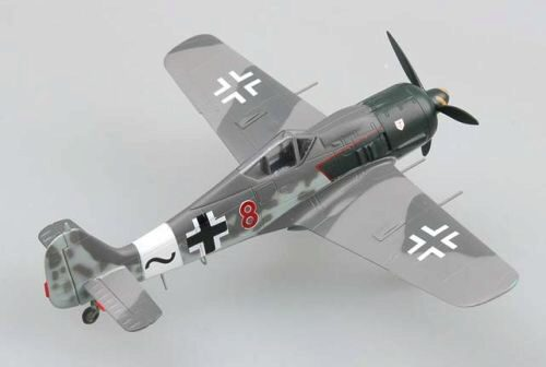"Easy Model 36364 FW190A-8 ""Red 8"" IV./JG3, Uffz. W. Max."