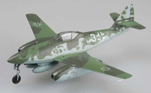 Easy Model 36369 Me-262a, KG44, flown by Galland,Germany 1945