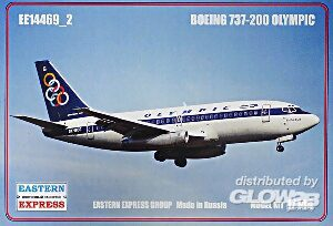 Eastern Express EE14469-02 Boeing 737-200 Olympic