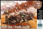 Master Box  MB35122 Skull Clan-Death Angels,Desert Battle Se