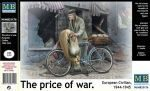 "Master Box  MB35176 The price of war"" European civilian 1944"