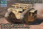Master Box  MB72003 MK I Male British tank,Special modificat