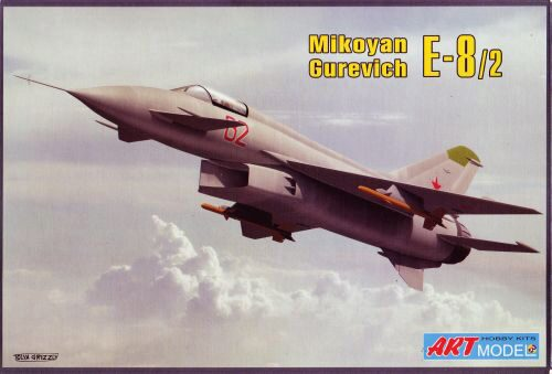 Art Model ART7209 Mikoyan Ye-8 experimental fighter