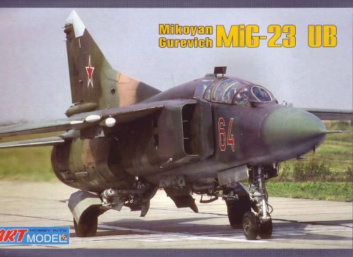 Art Model ART7210 Mikoyan MiG-23UB training aircraft
