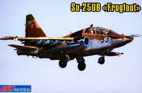 Art Model ART7212 Sukhoi Su-25UB