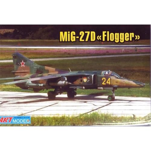 Art Model ART7216 Mikoyan MiG-27M/D ground attack aircraft
