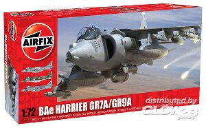 Airfix A04050 Harrier GR9