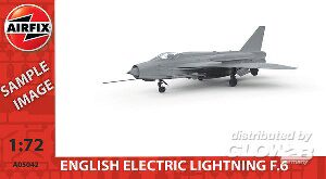 Airfix A05042 English Electric Lightning F6