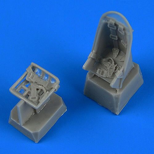 Quickboost QB72543 Ju 87 Stuka seats with safety belts