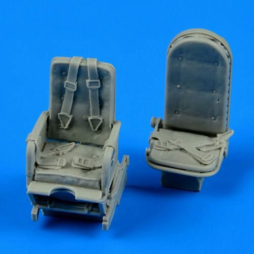 Quickboost QB48568 Ju 52 seats with safety belts