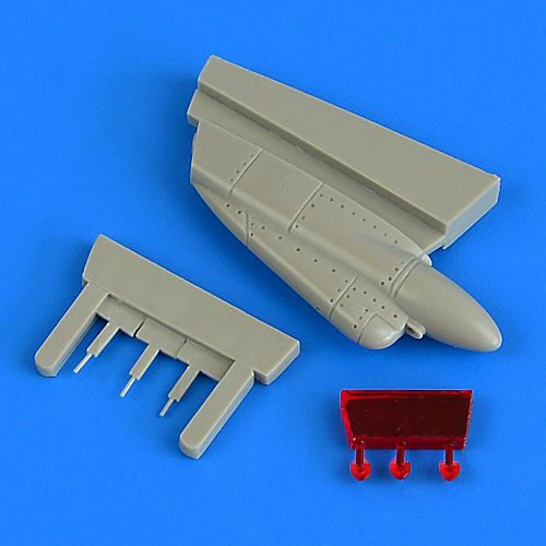Quickboost QB48790 F-14A/B Tomcat chin pod-early v. for Tamiya