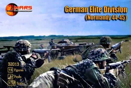 Mars Figures MS32013 German elite division,Normady 1944-45