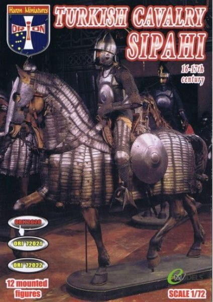 Orion ORI72020 Turkish Cavalry Sipahi,XVI-XVII century