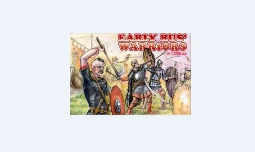 Orion ORI72029 Early Rus warriors, 9.-11. century