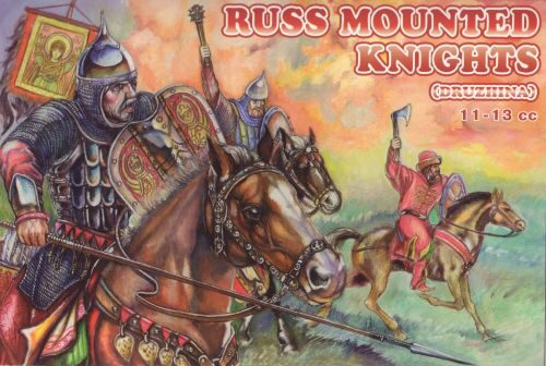 Orion ORI72033 Russ Mounted Knights, 11.-13. century