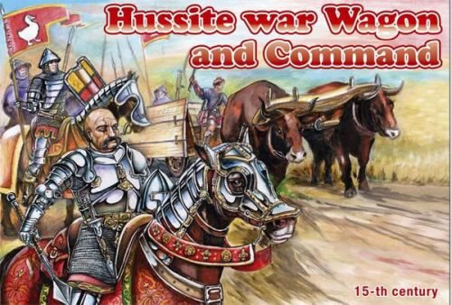 Orion ORI72039 Hussite War Wagon and Command
