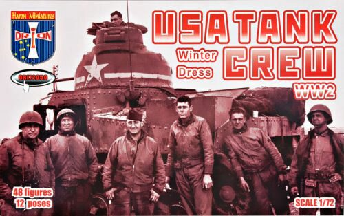 Orion ORI72050 USA Tank Crew (Winter Dress) WW2