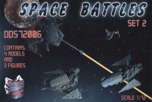 DDS DDS72006 Space battles, set 2