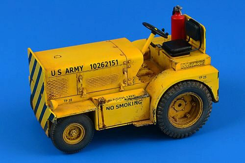 Aerobonus 320.123 Minneapolis-Moline MT-40 Tow Tractor(US- NAVY)