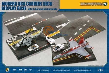 SKUNKMODEL Workshop SW-48016 MODERN USN CARRIER DECK
