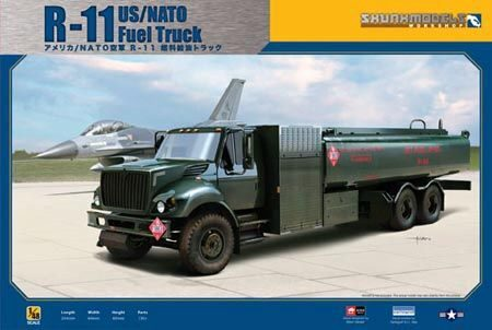 SKUNKMODEL Workshop SW-62001 R-11 US/NATO FUEL TRUCK