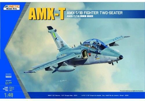 KINETIC K48027 AMX-T Double Seat Fighter