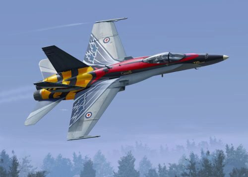 KINETIC K48079 CF-188A RCAF 20 years services