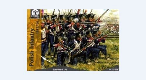 WATERLOO 1815 AP008 Polish Infantry, 1808-14