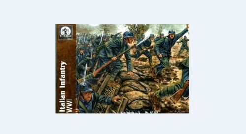 WATERLOO 1815 AP019 Italian Infantry, WWI