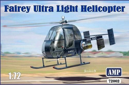 Micro Mir  AMP AMP72002 Fairey ultra light helicopter