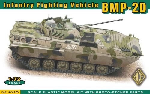 ACE ACE72125 BMP-2D Infantry Fighting vehicle