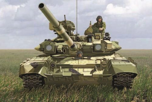 ACE 72163 T-90 Modern Russian MBT