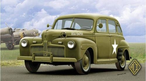 ACE 72298 US Army Staff Car model 1942