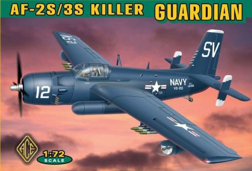 ACE 72305 Grumman AF-2S/3S Killer Guardian