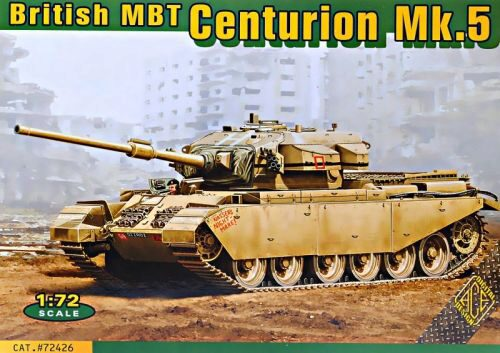 ACE 72426 Centurion Mk.5 British main battle tank