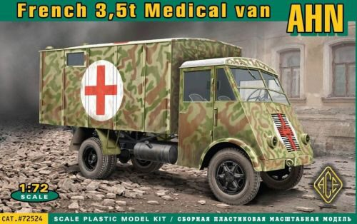 ACE 72524 AHN French 3,5t Medical van