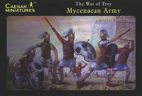 Caesar Miniatures H020 Ancient Mycenaean Army