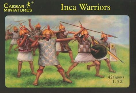 Caesar Miniatures H026 Inca Warrior