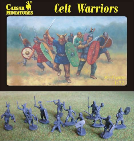 Caesar Miniatures H064 Celt Warriors