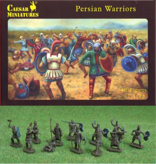 Caesar Miniatures H066 Persian Warriors