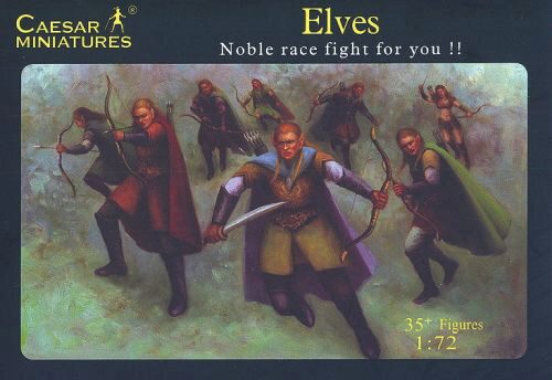 Caesar Miniatures F102 Elves Noble race fight for you!!