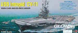 MRC 64008 USS Intrepid CV-11